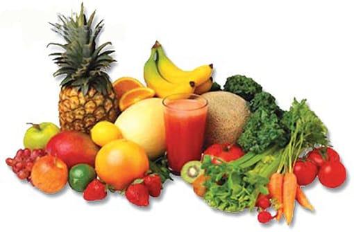 Alimentação saudável para a beleza dos cabelos 1