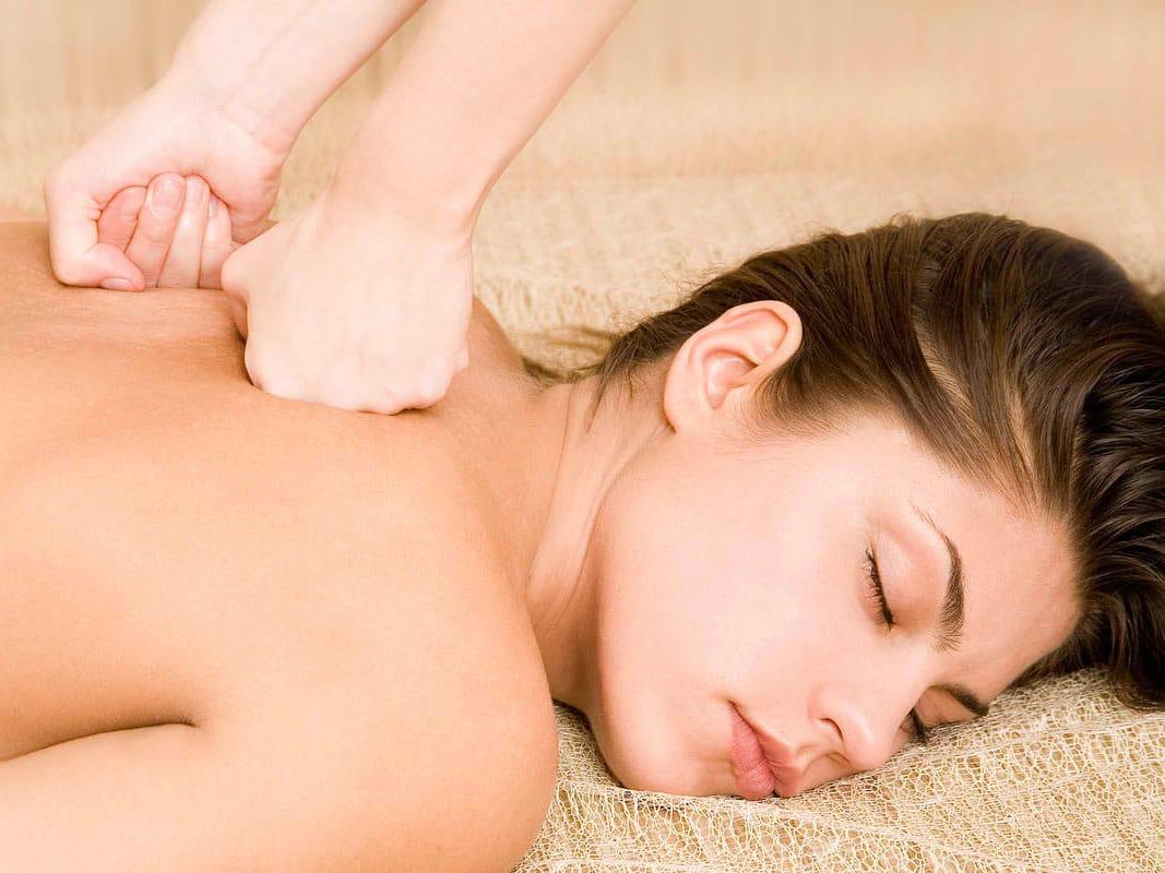 Massagem - O poder do toque 1