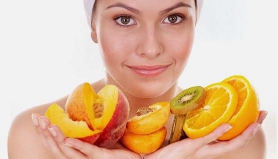 Previna o envelhecimento com vitamina C