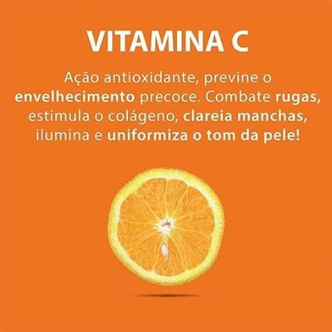 envelhecimento com vitamina C