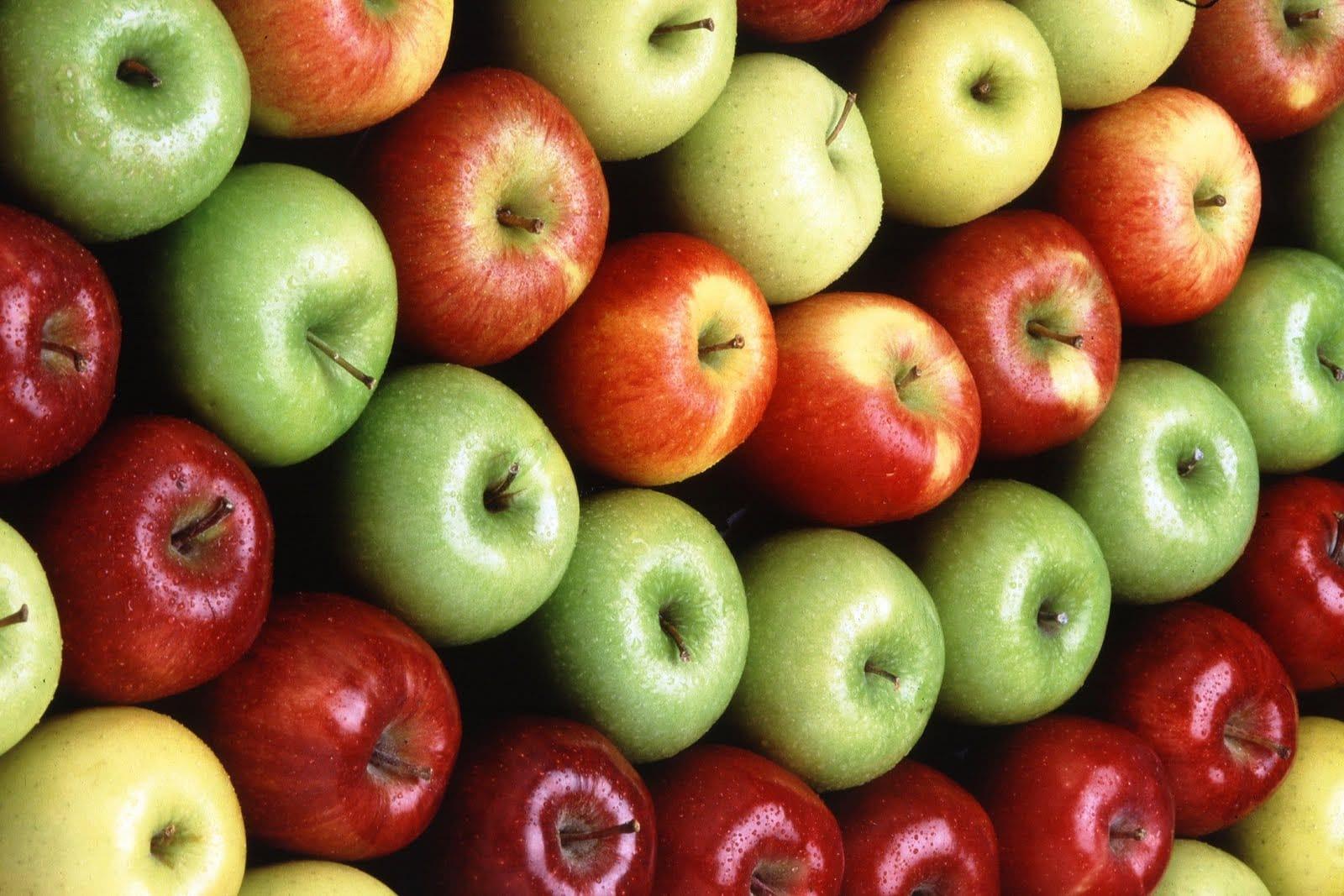 Benefícios da maçã para a Saúde 1