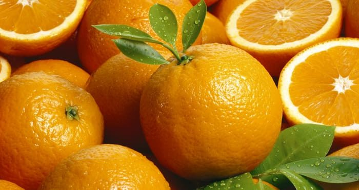 Benefícios da laranja para a Saúde
