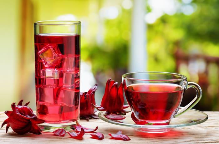 Chá de hibisco e os seus benefícios 1