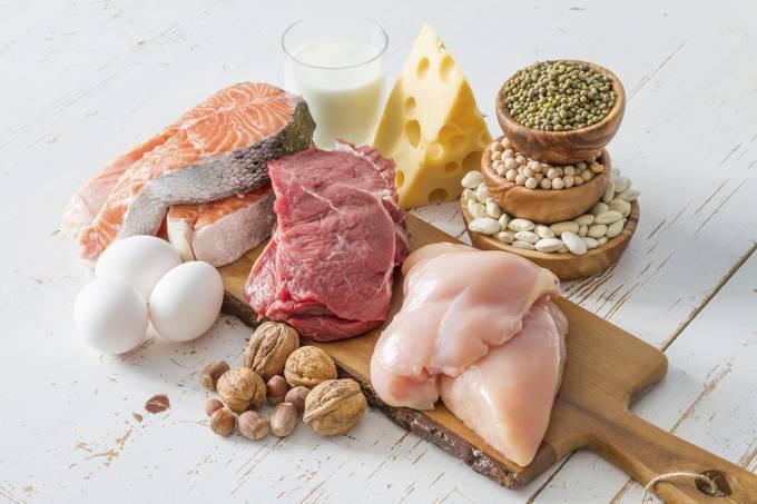 Sinais de falta de proteína no organismo