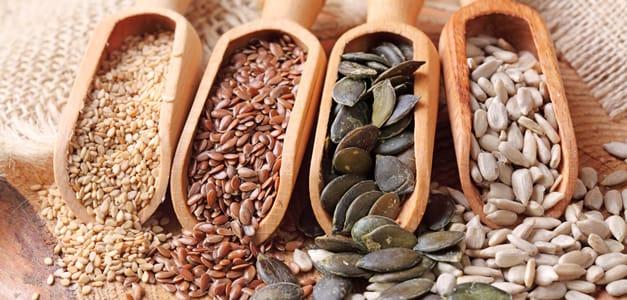 Benefícios das Sementes para a Saúde
