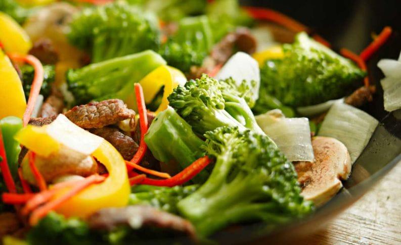 Uma boa alimentação para uma visão saudável