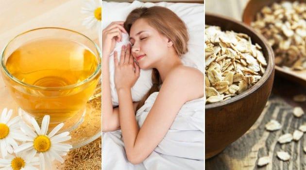 Alimentos ricos em melatonina para melhorar a qualidade do sono