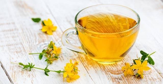 Chá Natural para Ansiedade