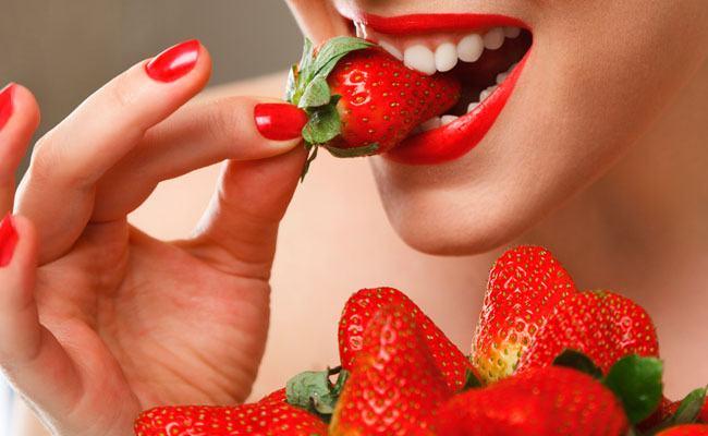beneficios do morango para a saude